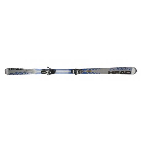 Schi alpin C200+leg
