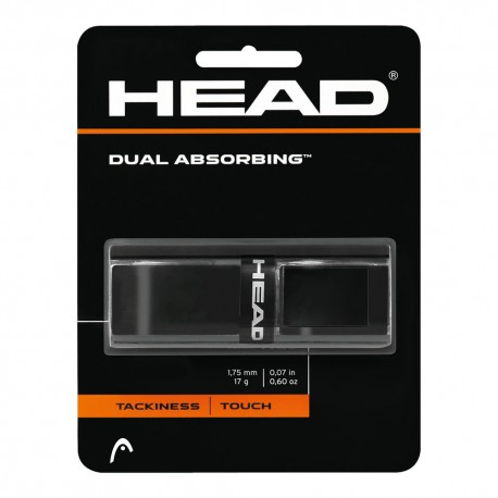 HEAD Grip Dual absorbing 1/set