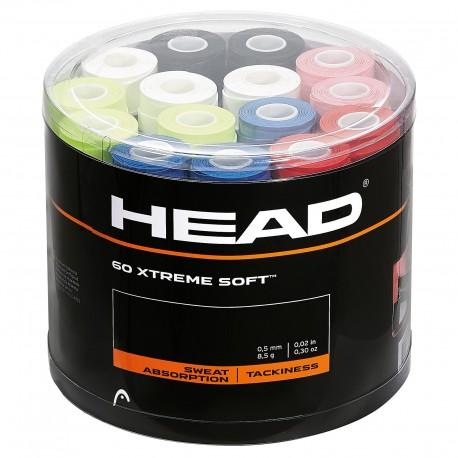 HEAD Overgrip Xtremesoft 60buc/box