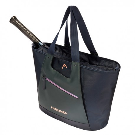 HEAD WOMENS TOTE BAG NVGR