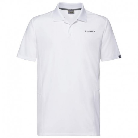 Tricou Men Club Polo Wh
