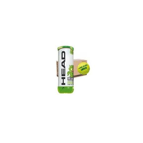 Bax mingi Head verde 72 buc/bax