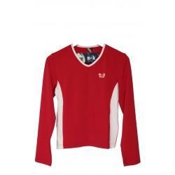 Bluza dama MTFL01 -Red