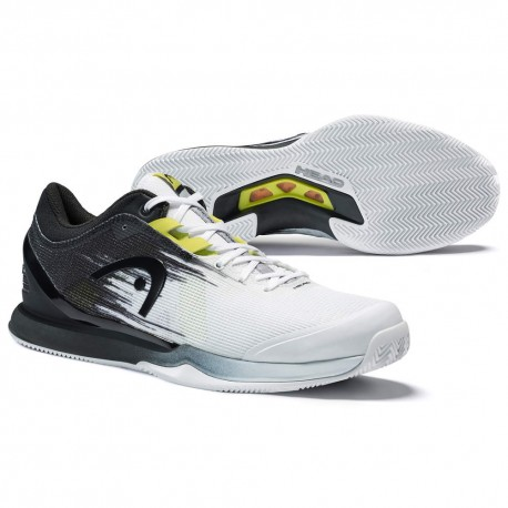 Head SPRINT PRO Clay 3.0 WHRV
