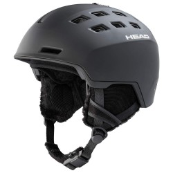 Casca ski Head REV Black